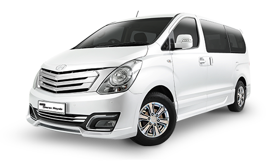 10-seater taxi service