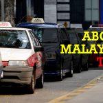 Taxi 101 Guide For JB (Johor Bahru)